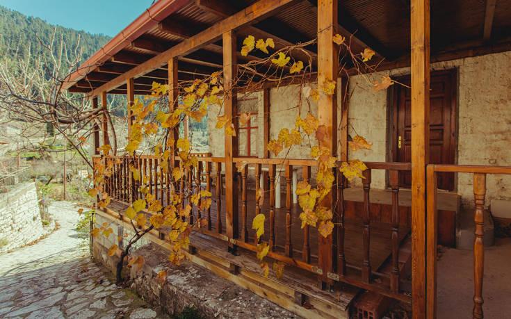 Ένα χωριό-όνειρο στην Ευρυτανία – Newsbeast