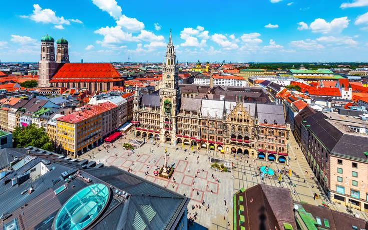 Ταξίδι στο Μόναχο με αφορμή το Oktoberfest