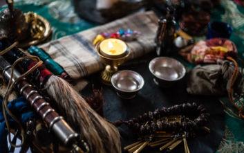 Έπιναν το ρόφημα που «εξαγνίζει» την ψυχή στη «μυστικιστική» τελετή στην Κύπρο