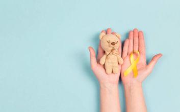 Ενεργή συμμετοχή της Ελλάδας στη μάχη κατά του παιδικού καρκίνου