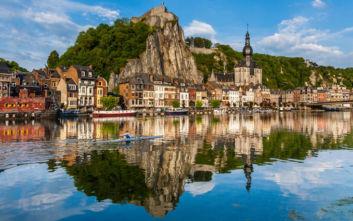 Η μικροσκοπική πόλη του Βελγίου γενέτειρα του εφευρέτη του σαξόφωνου