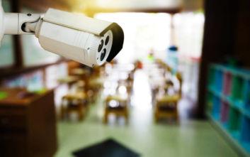 Αρχή Προστασίας Δεδομένων: Απαγορεύονται οι κάμερες στα σχολεία όσο λειτουργούν