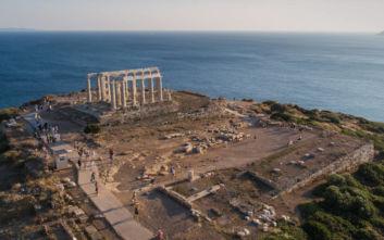 Ναός του Ποσειδώνα, ένας από τους ομορφότερους αρχαιολογικούς χώρους