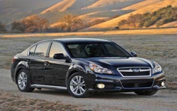 Ανάκληση 252 Subaru Legacy και Outback στην Ελλάδα