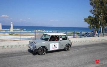 Νικητής ο Σπύρος Μουστάκας στο 4o Rally Regularity Σικυωνίων
