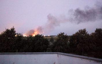 Έκρηξη στα διυλιστήρια της ENI στην Ιταλία