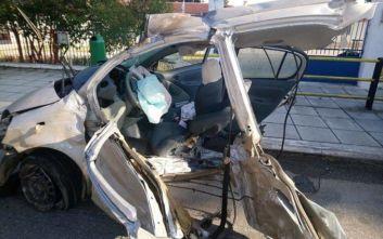 Θεσσαλονίκη: 33χρονος σκοτώθηκε σε τροχαίο στην Εγνατία