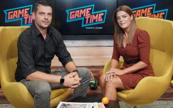 Κώστας Τσαρτσαρής στοGame Timeτου ΟΠΑΠ: Θέλω να δω την Ελλάδα να παίζει σαν την Αργεντινή