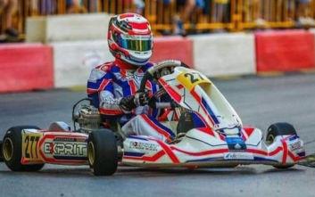 Γιάννης Καρδαμάκης, από το Kart στο Crosscar