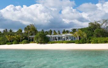 To ακριβότερο resort του κόσμου, εκεί που θες 100.000 δολάρια για ένα βράδυ