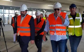 Νίκος Ταχιάος: Η δουλειά μας είναι να κάνουμε μετρό, όχι βαφτίσια