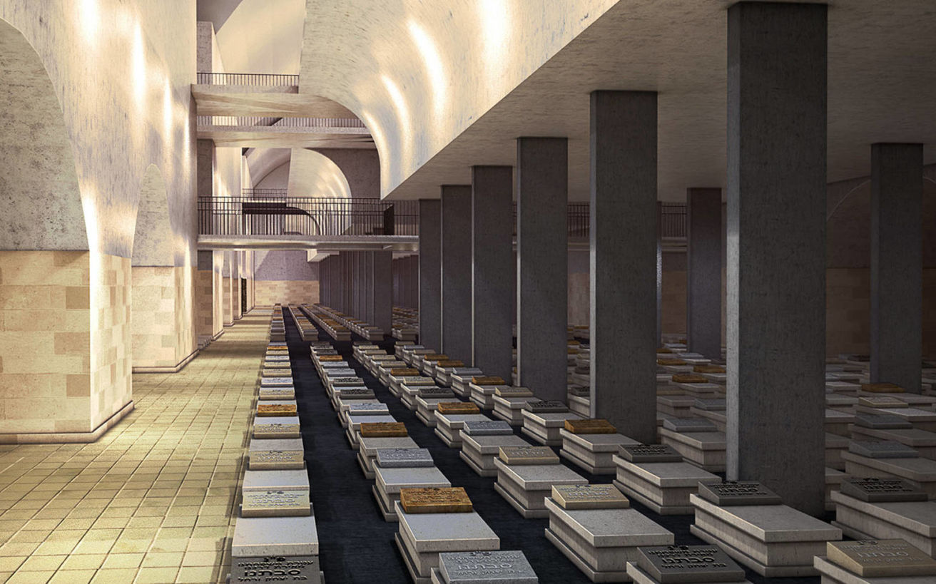 Η υπόγεια «πόλη των νεκρών» στην Ιερουσαλήμ με τους 22.000 τάφους