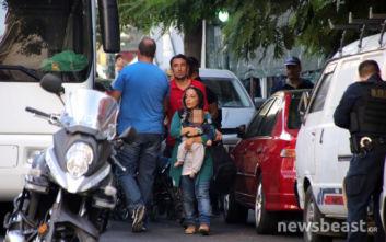 Επιχείρηση της αστυνομίας και σε δεύτερο κτίριο υπό κατάληψη στην Αχαρνών