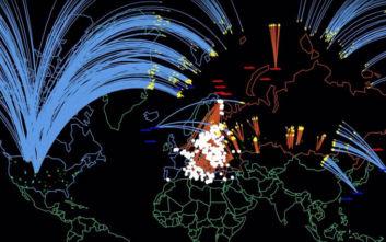 Τόσα θα είναι τα θύματα κατά τις πρώτες ώρες ενός πυρηνικού πολέμου