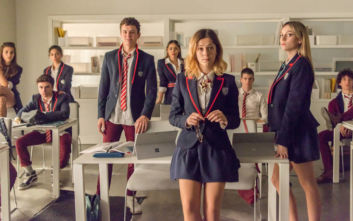 Netflix: Βγήκε μόλις η δεύτερη σεζόν του «Ελίτ»