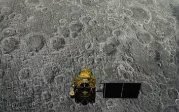 Στον Νότιο Πόλο της Σελήνης ετοιμάζεται να «πατήσει» η ινδική διαστημική αποστολή