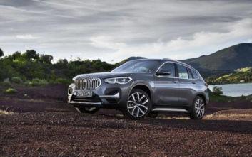 Νέα BMW X1, ανανεωμένη και ακόμη πιο ελκυστική