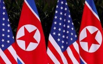 Έτοιμες να δείξουν «ευελιξία» με τη Β. Κορέα εμφανίζονται οι ΗΠΑ