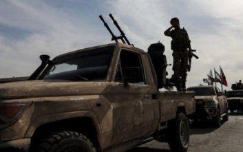 Οι κουρδικές δυνάμεις καλούν την Ουάσινγκτον «να τηρήσει τις υποσχέσεις της»