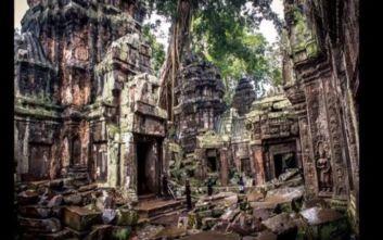 Μυθική «χαμένη πόλη των θεών» βρέθηκε μέσα σε ζούγκλα