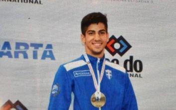Πρωταθλητής κόσμου στο Καράτε ο Στέφανος Ξένος