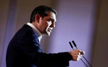 Τσίπρας για Συμφωνία των Πρεσπών: Αυτοί που έσπειραν τη διχόνοια εγκατέλειψαν τους πολίτες που τους εμπιστεύτηκαν