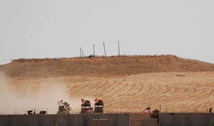 Η Τουρκία επιβεβαίωσε την αποχώρηση των Κούρδων μαχητών από τη συριακή πόλη Ρας αλ-Άιν
