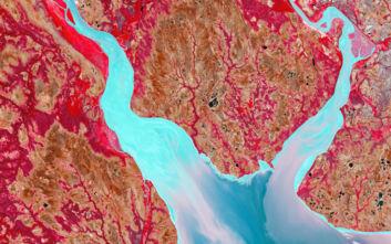 Δείτε μαγικές εικόνες της Γης από πολύ ψηλά
