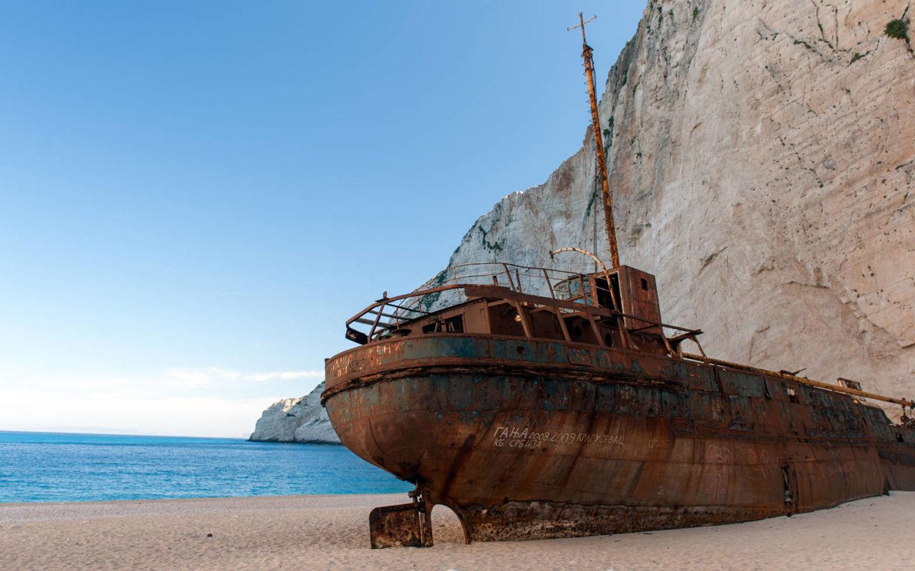 Η ιστορία που κρύβεται πίσω από το διασημότερο ναυάγιο της χώρας