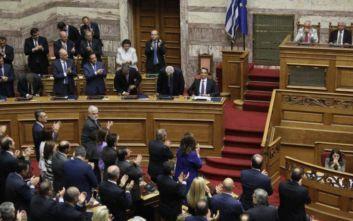 Τα 22 σημεία της κυβερνητικής πολιτικής στις 100 πρώτες ημέρες διακυβέρνησης