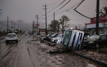Ιαπωνία: 67 οι νεκροί από τον τυφώνα Χαγκίμπις, 15 αγνοούμενοι
