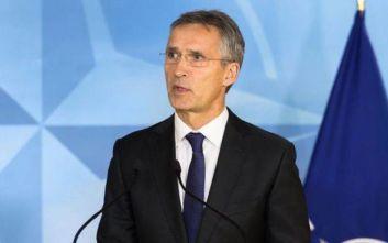 Γενς Στόλτενμπεργκ για Μπαγκντάντι: «Σημαντικό βήμα στη μάχη κατά της τρομοκρατίας»