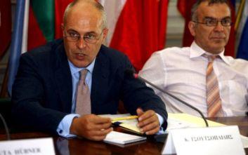 Ο Κωνσταντίνος Τσουτσοπλίδης επικεφαλής του Γραφείου του Ευρωκοινοβουλίου στην Ελλάδα