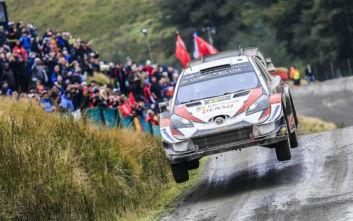 Κορυφώνεται η αγωνία για τους δυο τίτλους στο WRC 2019 μετά το Ράλι Ουαλίας