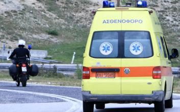 Νεκρή 55χρονη σε τροχαίο στην Εθνική Οδό Θεσσαλονίκης - Μηχανιώνας