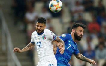 Euro 2020: Περιμένουν 50.000 φιλάθλους στο ματς με την Ελλάδα οι Ιταλοί