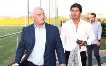 Έξαλλος ο Μελισσανίδης στα Σπάτα: Δεν θα προσβάλλετε τις αξίες της ΑΕΚ