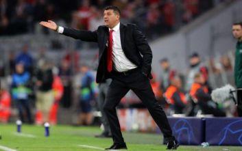 Μιλόγεβιτς: Σαφώς και η κόκκινη άλλαξε την ροή του αγώνα