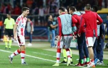 Ερυθρός Αστέρας-Ολυμπιακός: Ισοφάρισαν οι Σέρβοι σε 1-1