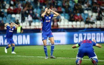 Βαθμολογία UEFA: Χωρίς πόντο η Ελλάδα, πλησίασε η Σερβία