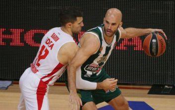 Euroleague: Πρεμιέρα με το δεξί για τον Παναθηναϊκό, επικράτησε του Ερυθρού Αστέρα