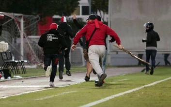 Γραμμένος στη γερμανική ομοσπονδία: Συγγνώμη για την άνανδρη επίθεση στο Ρέντη
