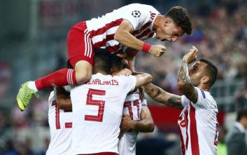 Ολυμπιακός-Μπάγερν Μονάχου: Μειώνουν οι Πειραιώτες, 2-3 με τον Γκιγιέρμε