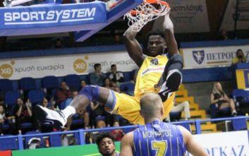 Basket League: Περιστέρι - Λαύριο 88-62