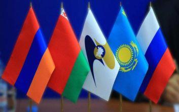 Συμφωνία ελεύθερου εμπορίου υπέγραψε η Σερβία με την EAEU