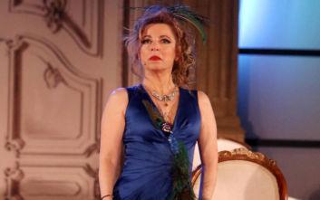 Με αυτόν τον ηθοποιό ήταν για χρόνια ζευγάρι η Δήμητρα Παπαδοπούλου
