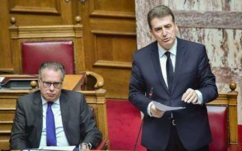 Χρυσοχοΐδης: «Έρχεται νόμος για τις πορείες - Οι δρόμοι θα πάψουν να είναι κλειστοί ασυλλόγιστα»