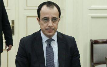 Χριστοδουλίδης: Πρόταση για μερίδιο από τους υδρογονάνθρακες στους Τουρκοκύπριους