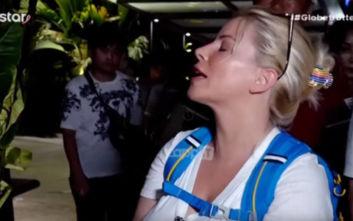 Globetrotters: Εκνευρίστηκε η Αντελίνα με τον Χάρη Βαρθακούρη