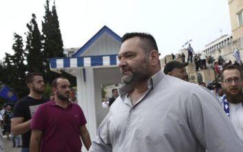 Γιάννης Λαγός στη δίκη της Χρυσής Αυγής: Δεν έχω εμπιστοσύνη στην ελληνική δικαιοσύνη